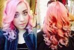 Banshee and her pink hair