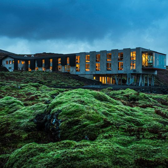 ION Luxury Adventure Hotel - Selfoss, Iceland - Boutique Hotel Review