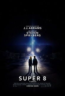 Super 8-saw it over the summer and enjoying it again on video