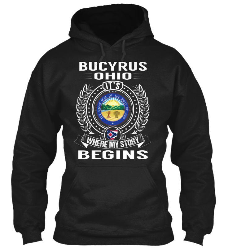 Bucyrus, Ohio - My Story Begins