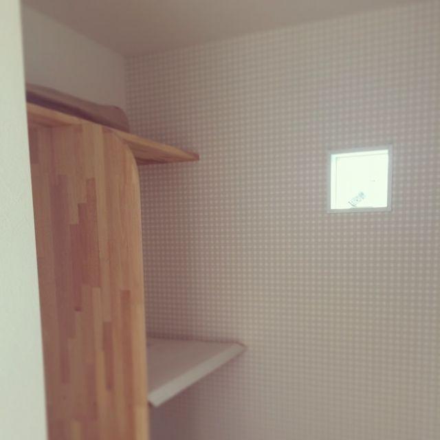 アクセントクロス/新居建築中…などのインテリア実例 - 2014-09-16 20:38:18