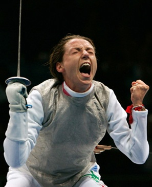 21 Best Images About Ori Olimpici Italiani Nella Scherma