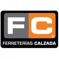 Ferreterias Calzada Logo. Get this logo in Vector format from http://logovectors.net/ferreterias-calzada/