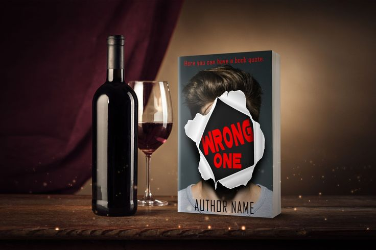 Wrong One- Print Predesigned book cover www.dropdeaddesigns.com  #bookcovers #custombook #ilovebooks #author #indieauthor #indiewriter #iwrite