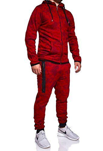 #MT #Styles #Trainingsanzug mit #Zipper #Hose #R-739 #[Rot, #L] MT Styles Trainingsanzug mit Zipper Hose R-739 [Rot, L], , , , , ,
