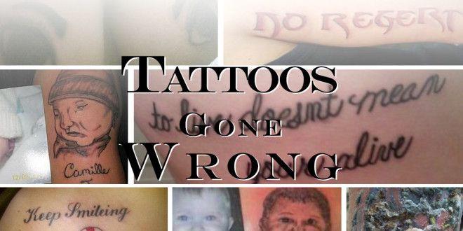 Tattoos Gone Wrong