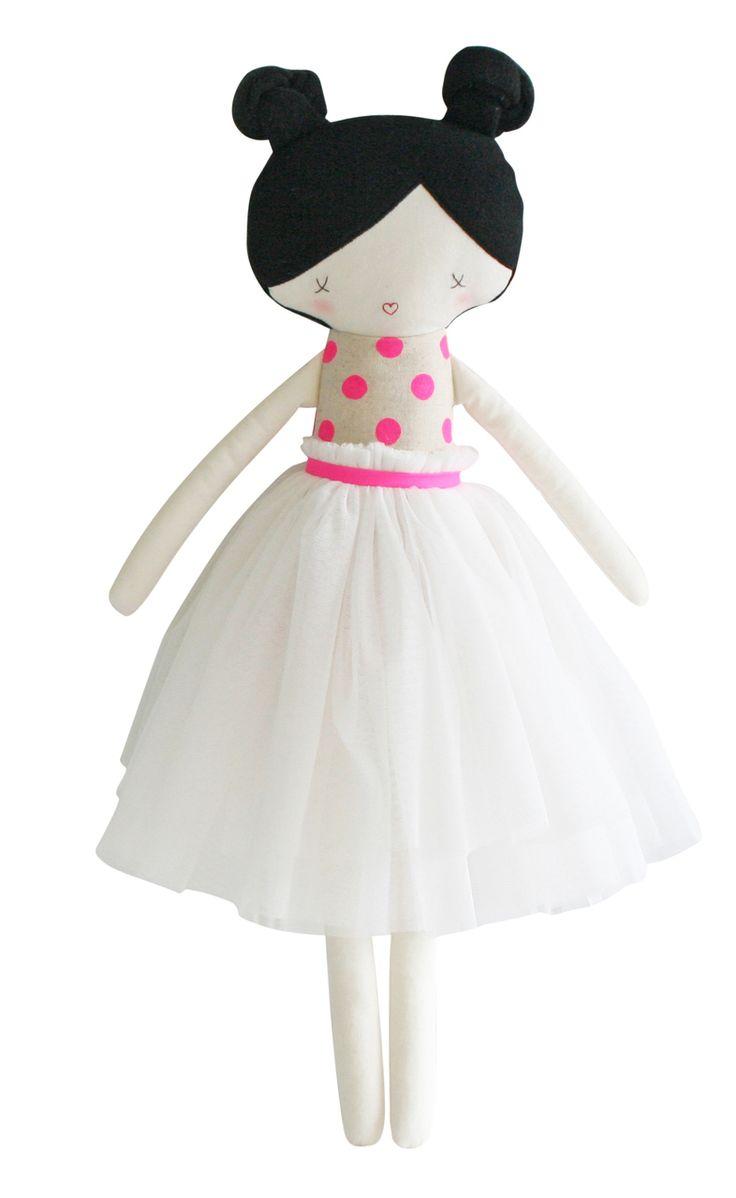 Collette Pop Pink Doll