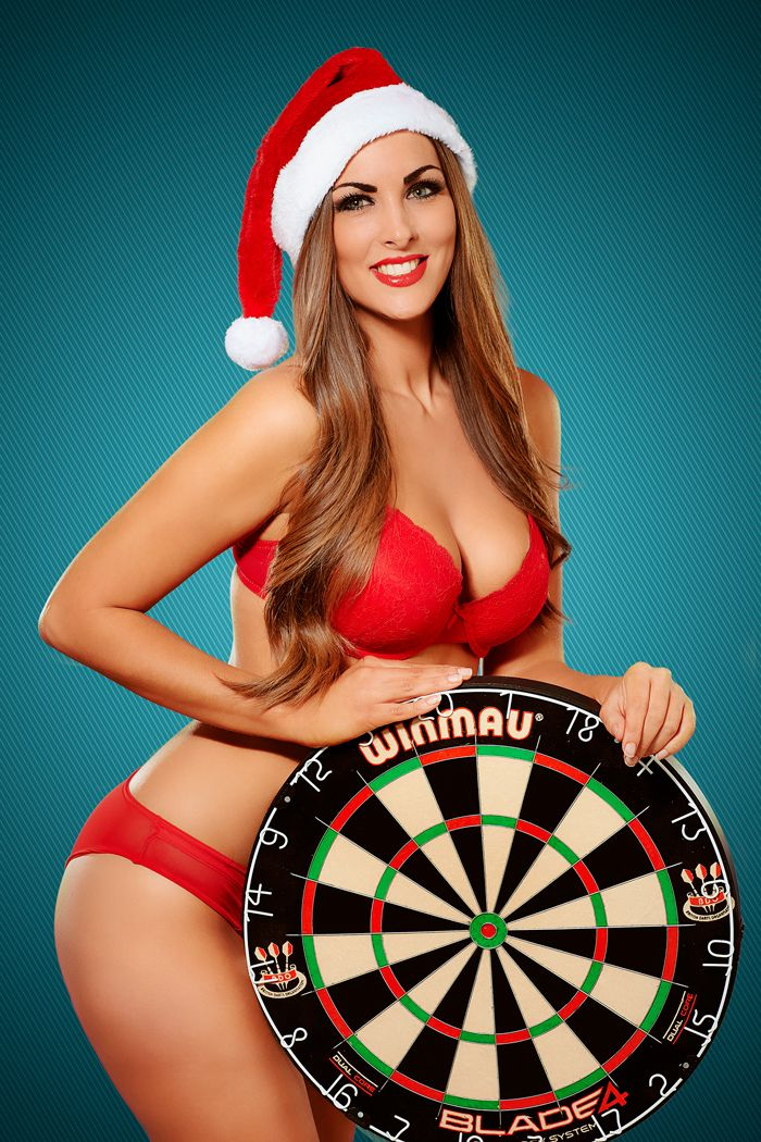 Daniella Allfree for Red Dragon Darts