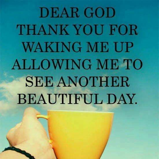 Good Morning! | Quotes about god, Good morning quotes