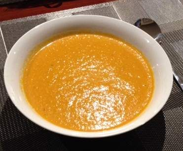 Recipe Creamy tomato and thyme soup by Melbee75 - Recipe of category Soups