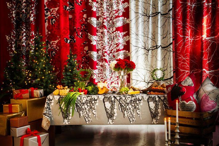 Vallila AW14 Christmas Collection.