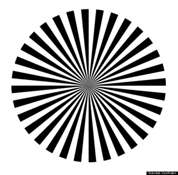 Optical Illusion Lets You 'See' Your Brain Waves