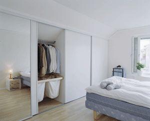 Funktion garderob sneväggar
