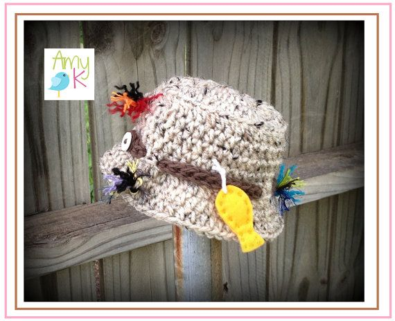 The 132 best Crochet images on Pinterest | Beanies, Crocheted hats ...