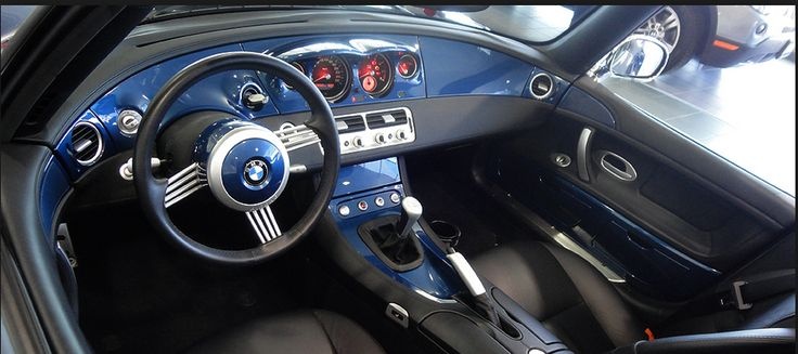 Interior of BMW Z8, For Buying and Selling #BMW Z8 Just Visit here http://www.thecanadianwheels.ca/