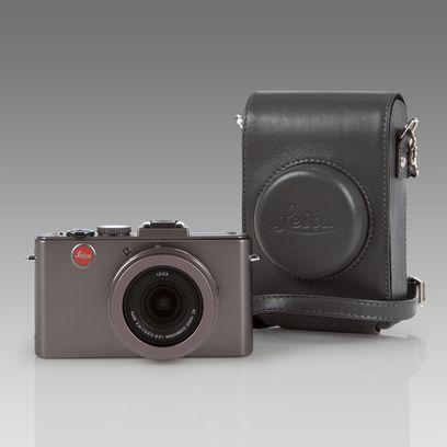 D-Lux 5 Digital Camera Titanium / Leica