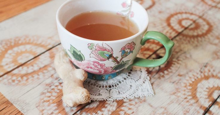 Ginger, the chunky root of a flowering plant, figures prominently in Asian and Middle Eastern cuisine. For more than two millenia, the root has also been used for medicinal purposes. When made into tea, ginger can be an effective temporary remedy for nausea and indigestion. You can buy standard ground ginger for tea in the spice aisle at any...