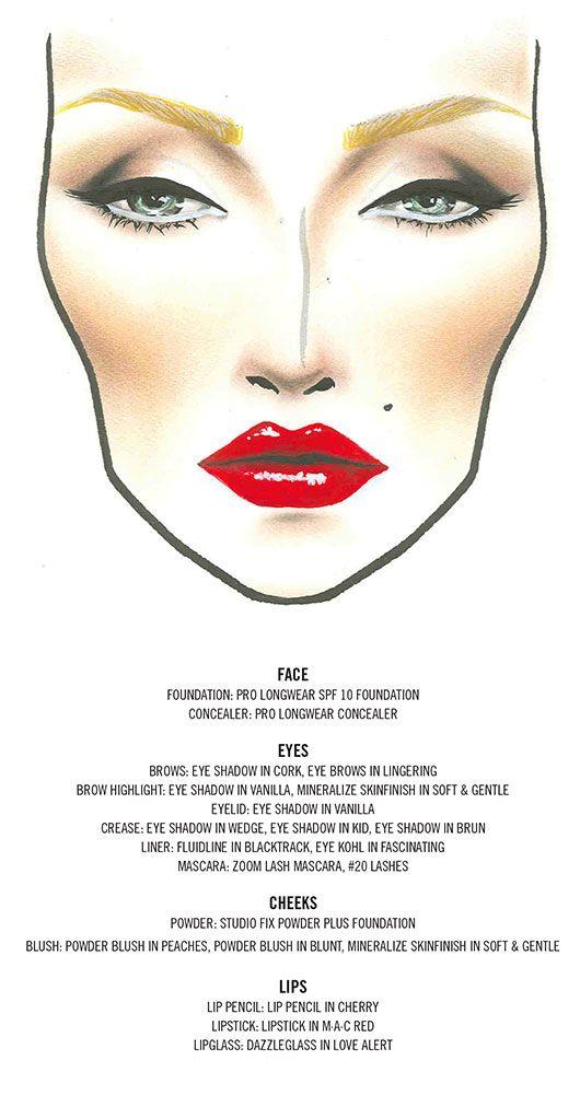 Hollywood  - http://ftape.com/media/wp-content/uploads/2012/10/MAC-Cosmetics_Marilyn.jpg