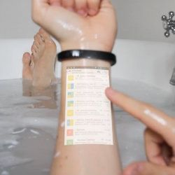 Wristband Turns Your Arm Into a Touch Screen : DNews.