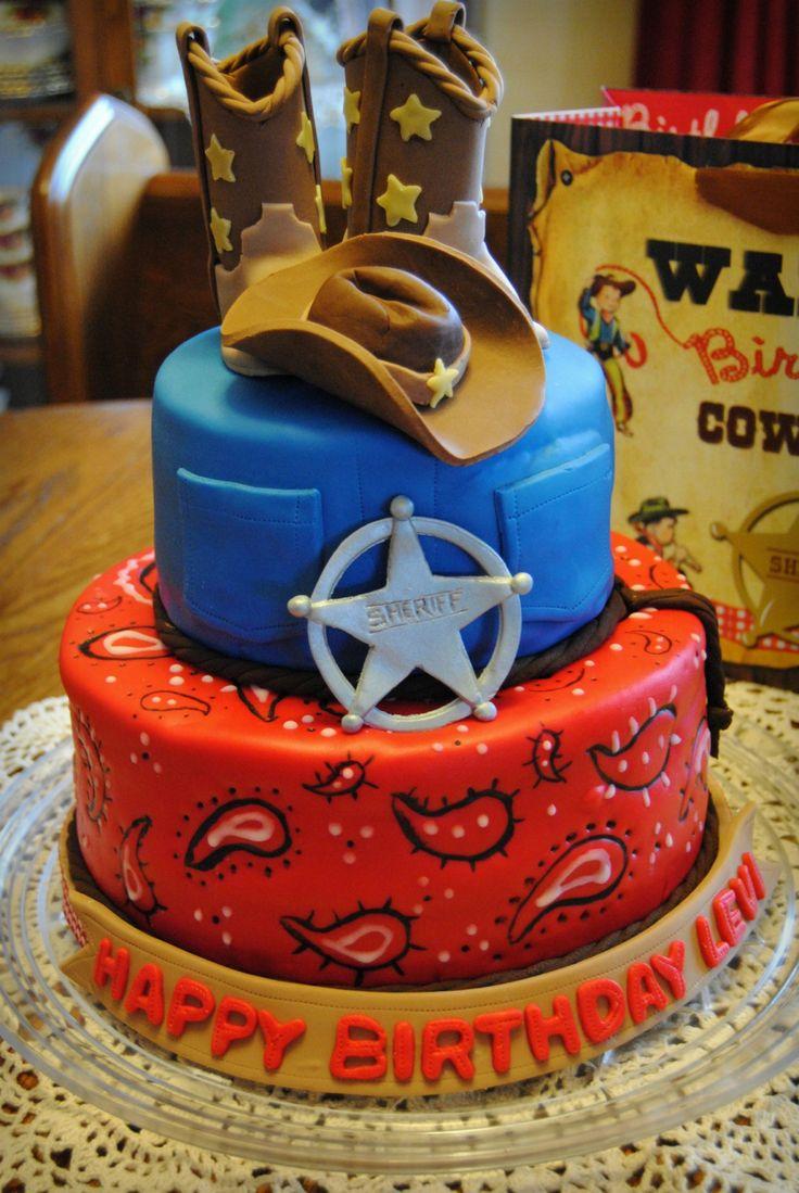 19 best cowboy cakes images on Pinterest   Cowboy cakes, Cowboy ...