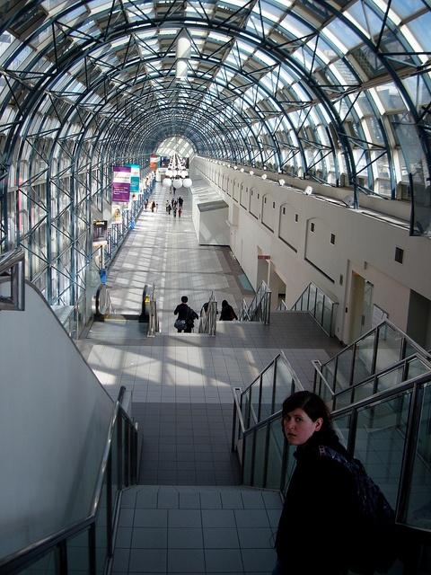 Entrance to Union St. Subway Station - Toronto, Ontario