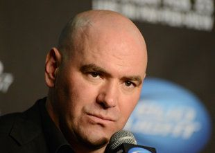 Dana White says he has felt considerably better since having PRP therapy. (USA Today Sports)