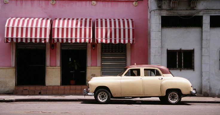 """A Literary Journey Through Havana """"Havana was a woman who had once been renowned for her beauty until hard times had soured her,"""" Julia Cooke writes in The Other Side of Paradise: Life in the New Cuba (image c/o Anton Novoselov, Flickr)"""