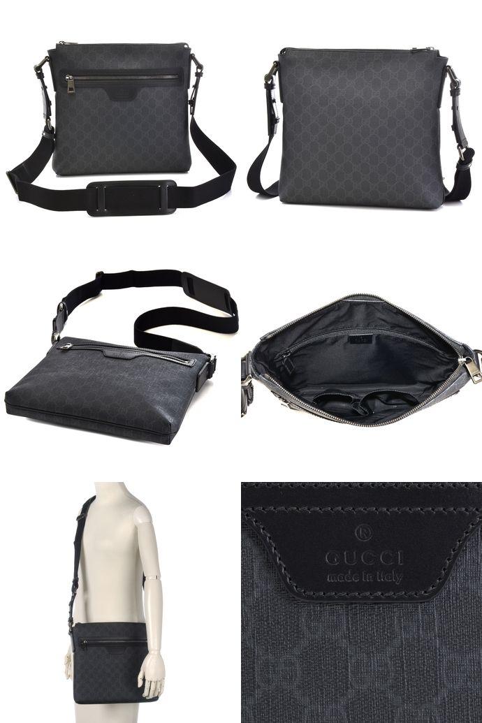 グッチ GUCCI Messenger Bag ショルダーバッグ 322279 KHN7R 1078