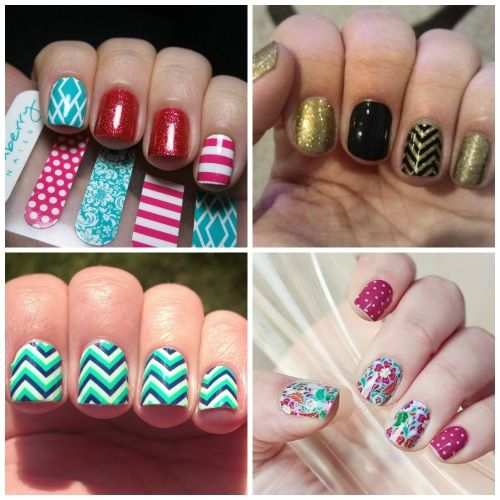 Great for any event! Glam your nails up! www.abolishpolishwithrea.jamberrynails.net