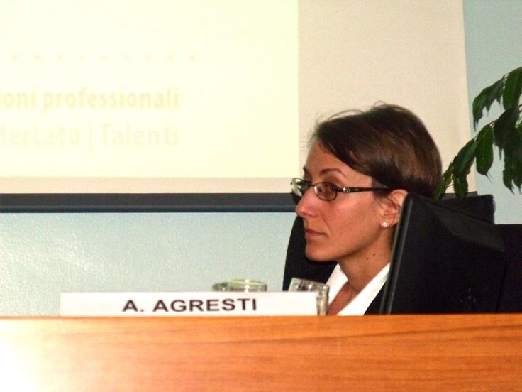 Arianna Agresti Starwood Hotels & Resort