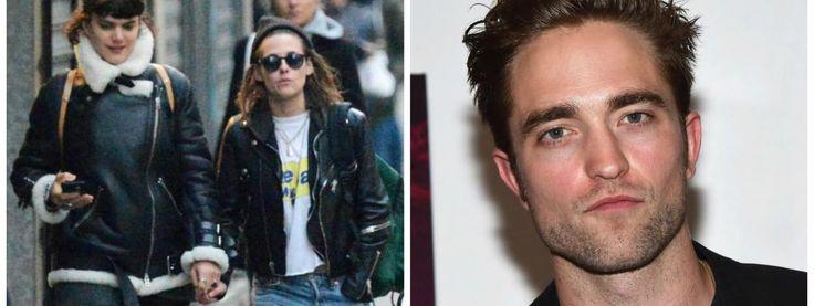 Snaky Snaky: È amore tra Kristen Stewart e SoKo: il bacio a Parigi