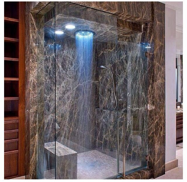 13 Best Fancy Showers Images On Pinterest Bathroom