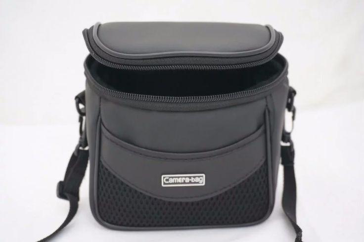 >> Click to Buy << Black PU leather Camera Bag DV camera case with strap for Nikon P100 P300 P500 D7000 P340 J1 J2 J3 J4 J5 P7700 P7800 V3 #Affiliate