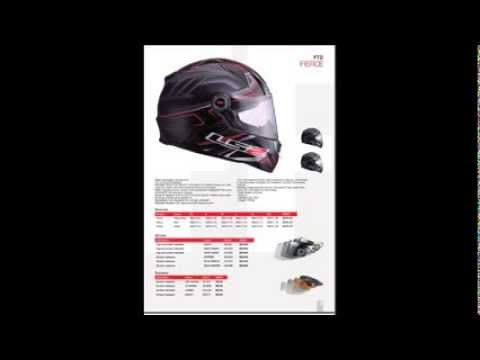 LS2 Helmets - fastest growing motorcycle helmet brand in the world shows their new Full Face line up for 2014.  http://www.youtube.com/watch?v=N399Lv9hpoI