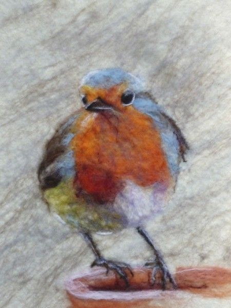 World Of Wool - Featured Artist July 2014 - Fiona Gill