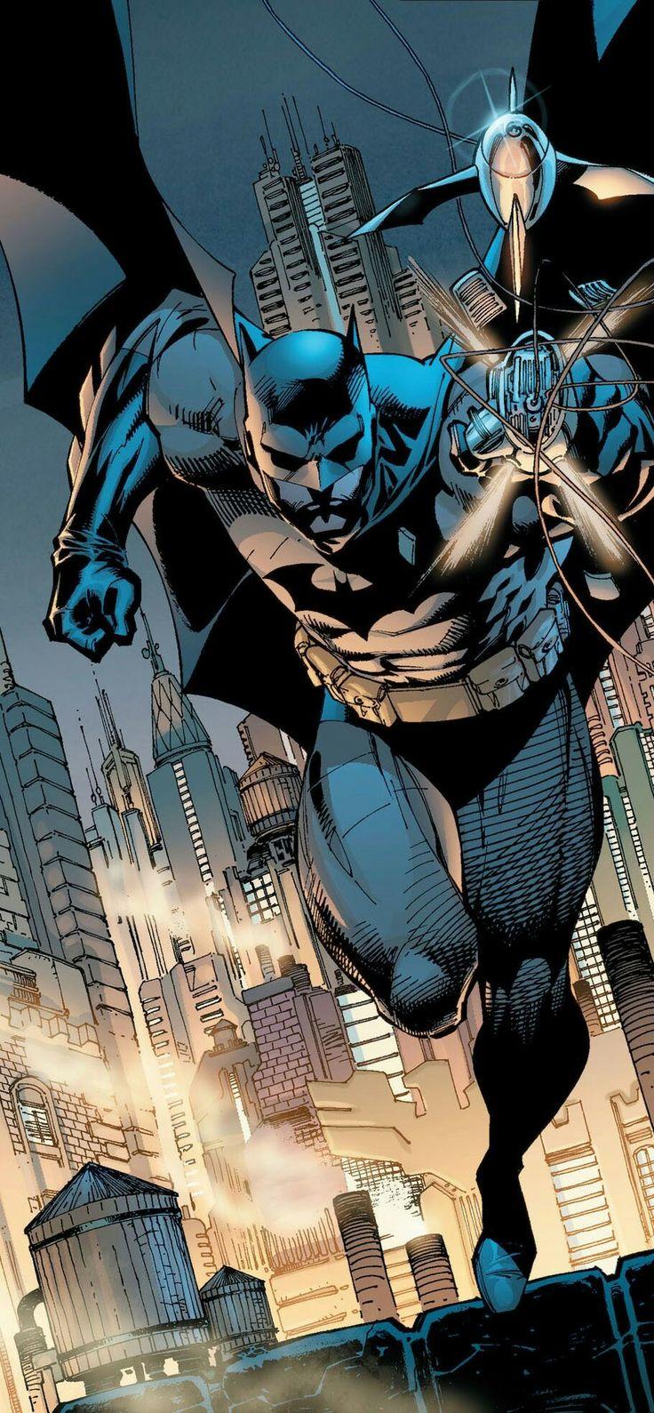 Batman: Hush by Jim Lee