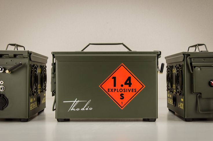 200Watts Ammo Can Boombox with 72 hour battery life and bluetooth... Order yours now! store.thodio.com #boombox #audioporn #bluetoothspeaker #airplayspeaker #wirelessspeaker #hifi #guitaramp #outdoors #Thodio #speakers #ammo #.50cal #surplus #milspec #preparedness #ammocan #marshall #bose #nojoke #keepinitreal #guns #army #tactical #edc #prepper #tailgating