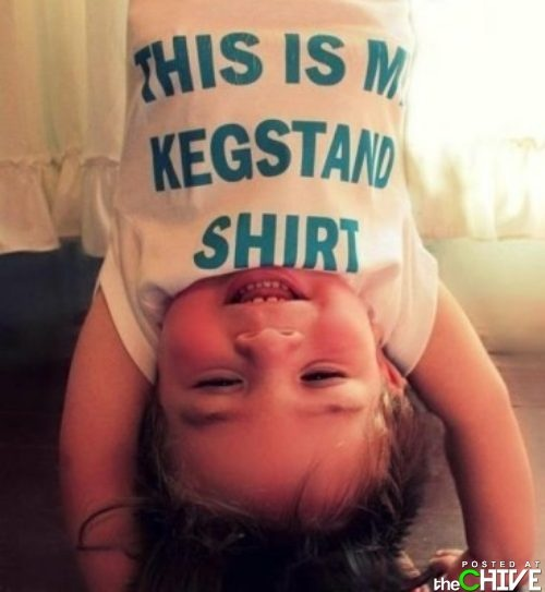Kegstand t-Shirt: Shirts, Future Children, Too Funny, Future Kids, My Children, Baby, Keg Stands, Hilarious, So Funny