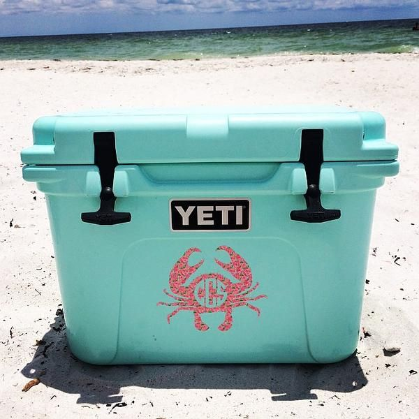 Yeti Roadie 20 Cooler Yeti Coolers Beach Gear