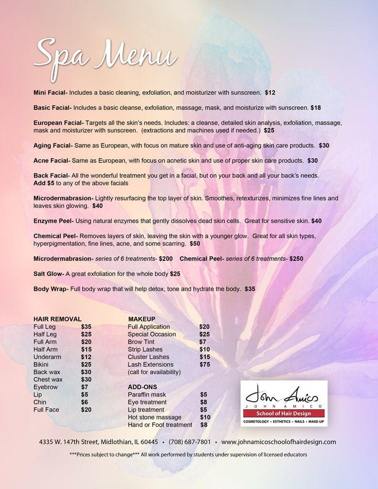 John Amico Schools Cosmetology Nails Esthetics Barbering Hair John Amico School Of Hair Design In 2020 Cosmetology Hair Designs Esthetics