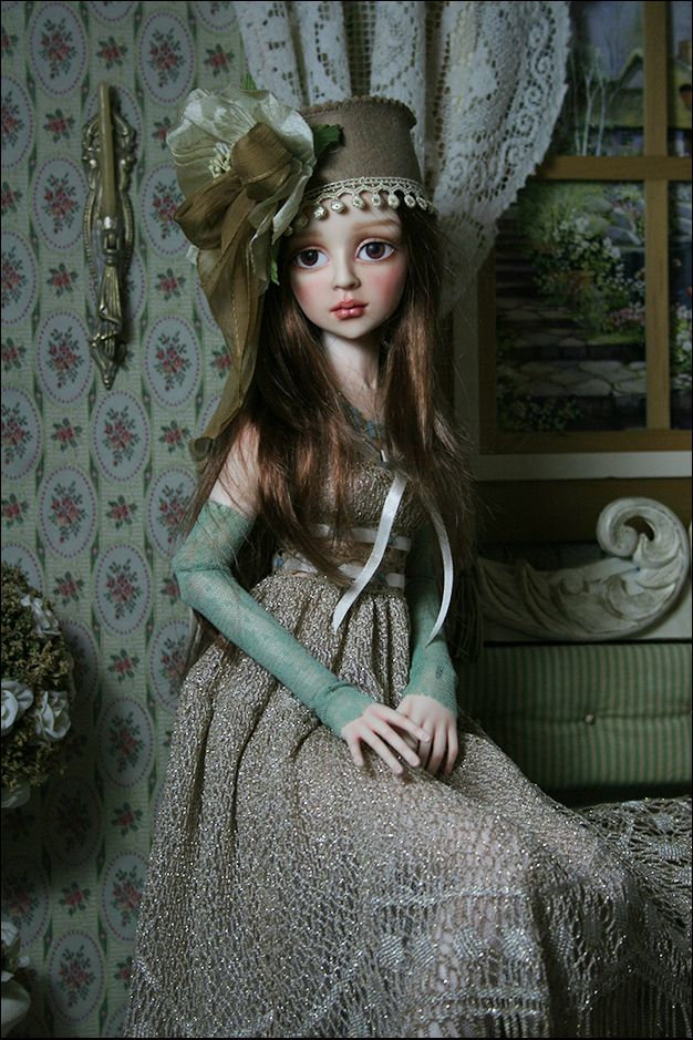 Bjd Tessa by Dale Zentner, BJD doll