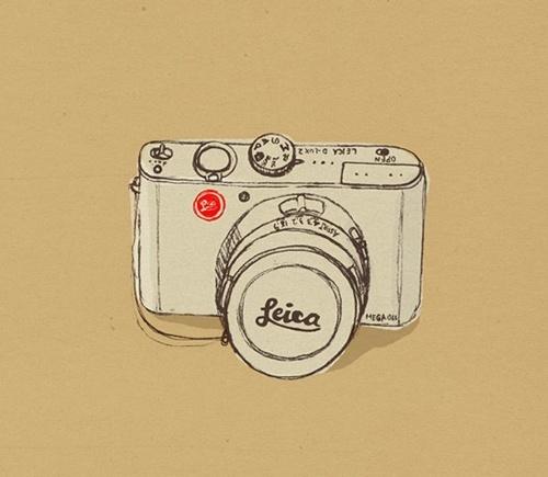 #Leica art