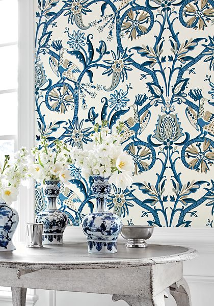 Trending Wallpaper - Our Latest Crush - Coastal Lifestyle - 109 Best Thibaut Wallpaper Images On Pinterest Summer Houses
