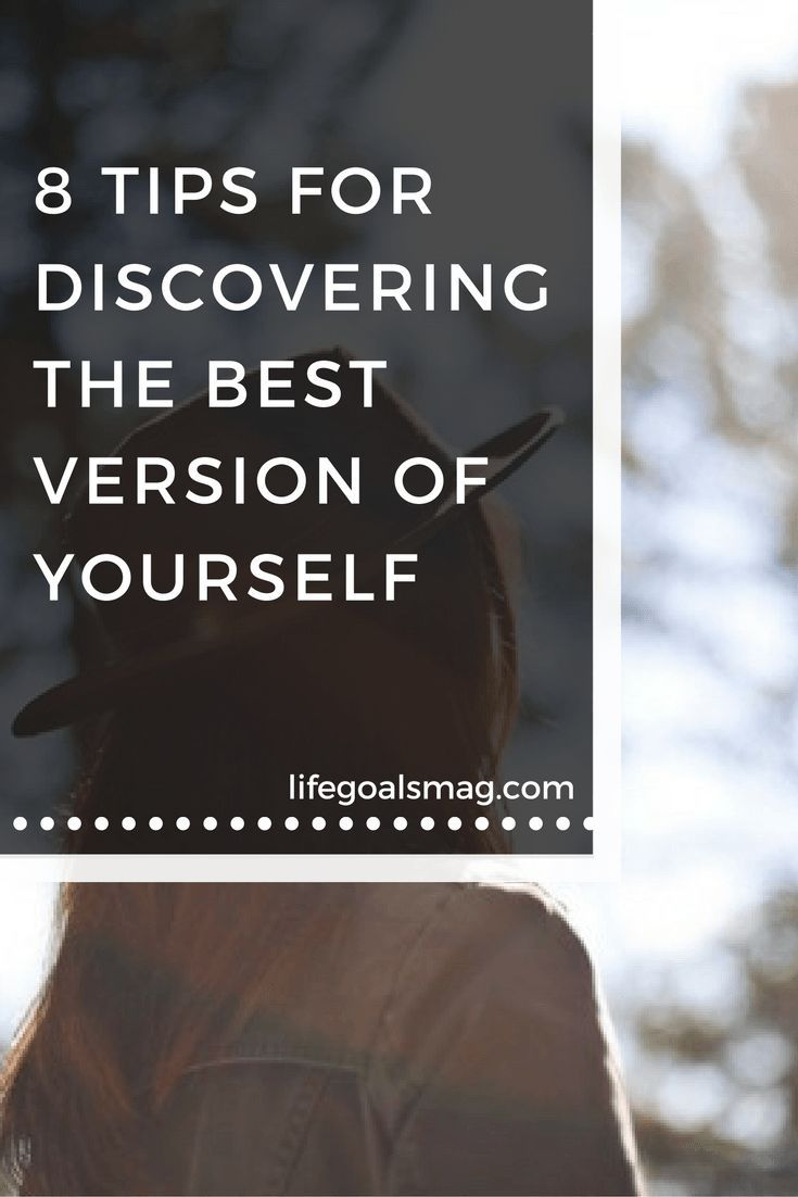 """I've often had to ask myself through my personal development journey, """"what does the best version of myself look like?"""" How do I know that this version I'm envisioning is authentically …"""