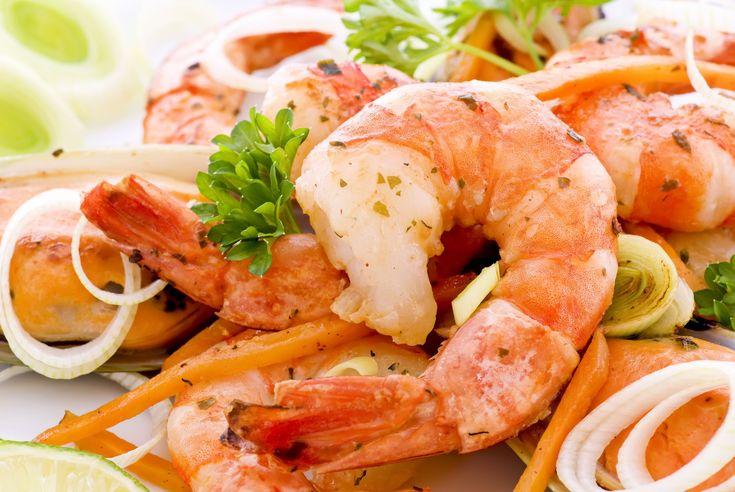 Simple Seafood Recipe: Shrimp Scampi