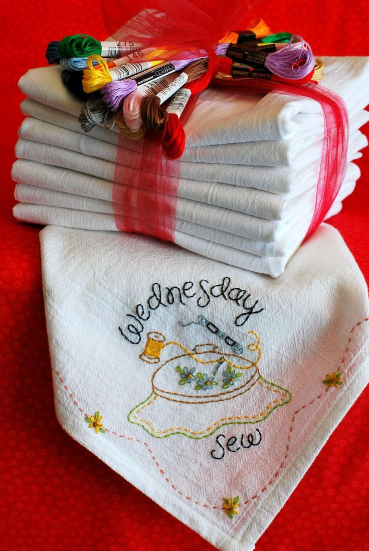 Best 25 Dish Towel Embroidery Ideas On Pinterest Patterned Tea Towels Towel Embroidery And