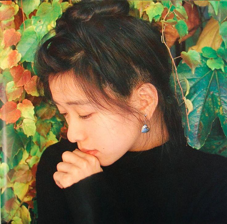 裕木奈江画像集ーかつて魔性の女と呼ばれた美少女は。。。今でもとても可愛かった!nae yuki