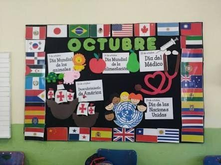 periodico mural con chapulines collection de octubre dia de la raza - Buscar con Google