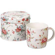 Cath Kidston.  My coffee cups.