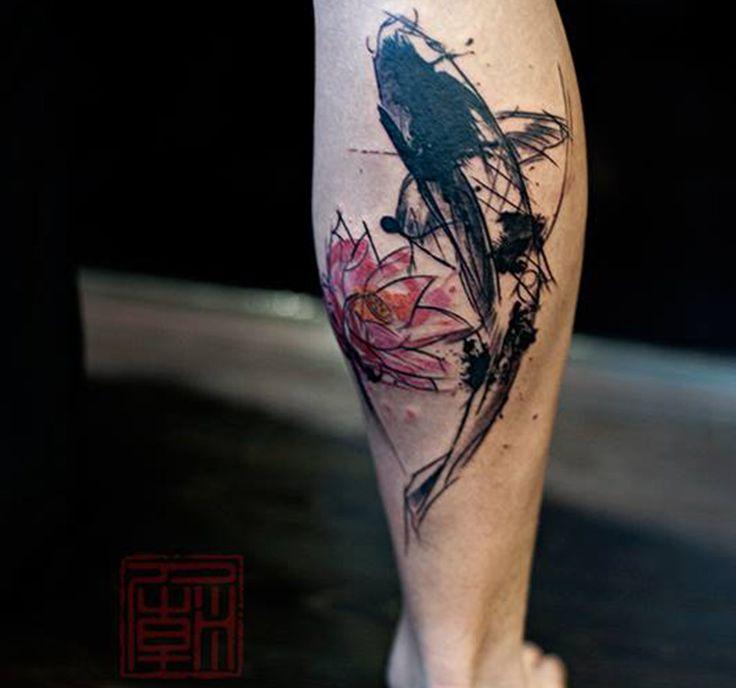 El tatuaje del pez koi es un tatuaje con un significado que va más allá de una finalidad estética. Descúbrelo y mira la galería de tatuajes del pez koi.